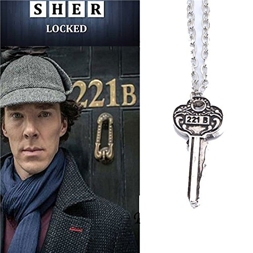 The Key to 221B door Sherlock item COLLECTIBLE NOT FOR USE