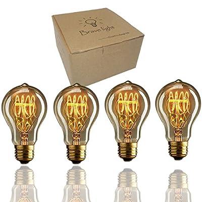 110v 60W Vintage bulbs