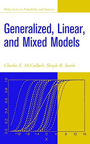 Generalized, Linear, and Mixed Models (Wiley Series in Probability and Statistics) (Linear Models Searle)