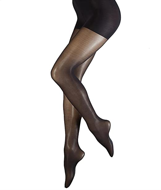 9cef4bb779d Image Unavailable. Image not available for. Color  Donna Karan Hosiery The  Signature Collection Sheer Satin Control Top Pantyhose ...