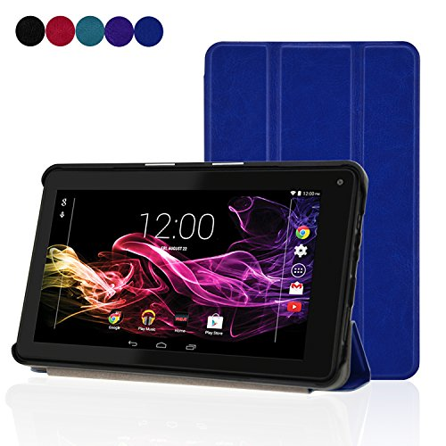 ACdream RCA 7 Voyager Tablet Case, Slim Fold PU Leather Cover Case for RCA 7