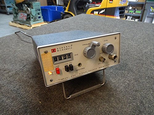 General Microwave 525 Signal Source 12-18 GHz from General Microwave