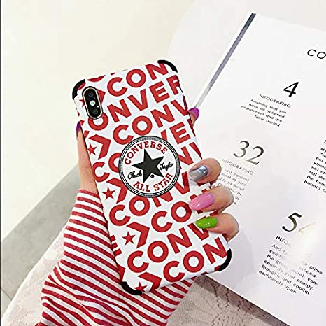 Amazon.com: iPhone Xs X 10 Case, Street Fashion Anti-Scratch ...