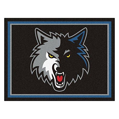 FANMATS 17459 NBA Minnesota Timberwolves Rug by Fanmats