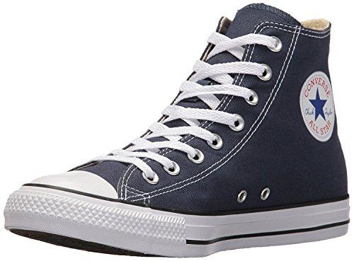 Converse Chuck Taylor all Star Hi, Scarpe da Ginnastica Unisex – Adulto Navy