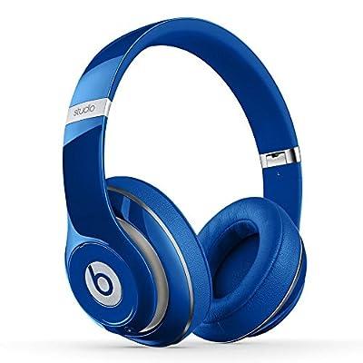 [Japanese regular Edition] beats by dr.dre Studio Wireless sealed headphones noise cancelling Bluetooth-enabled blue BT OV STUDIO WIRELS BLU 009411