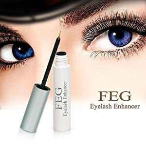 3 X FEG Eyelash And Eyebrow Brow Enhancing & Lengthening Serum. 100% NATURAL & Highest Quality Ingredients Used. For Best Results Eye Lash and Eye Brow Enhancer And Long Thick EyeLashes and Eyebrow Hair Growth and Regrowth. Rated Best Eyelash Growth Treatment & Eyebrow Growth Treatment. Accelerate your Eye Lash and Eye Brow Growth With This Highest Rated Growth Serum.