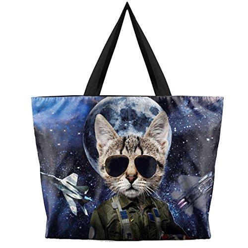 porter à à pour Executive Sac unique Cat taille l'épaule Belsen femme multicolore devil qCxIXwC