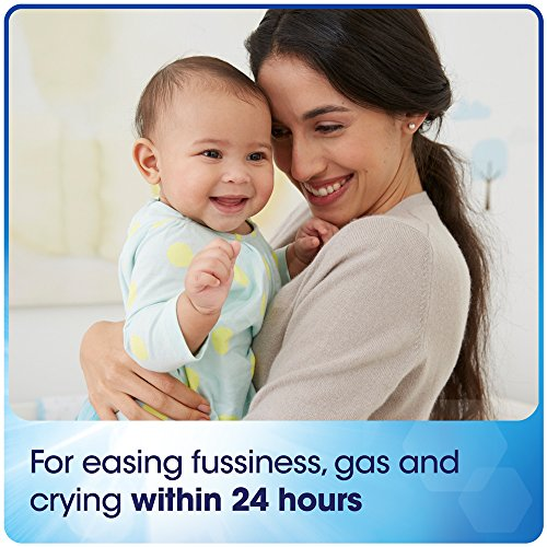 Enfamil NeuroPro Gentlease Infant Formula - Clinically Proven to reduce fussiness, gas, crying in 24 hours - Brain Building Nutrition Inspired by breast milk - Reusable Powder Tub, 20 oz by Enfamil (Image #3)