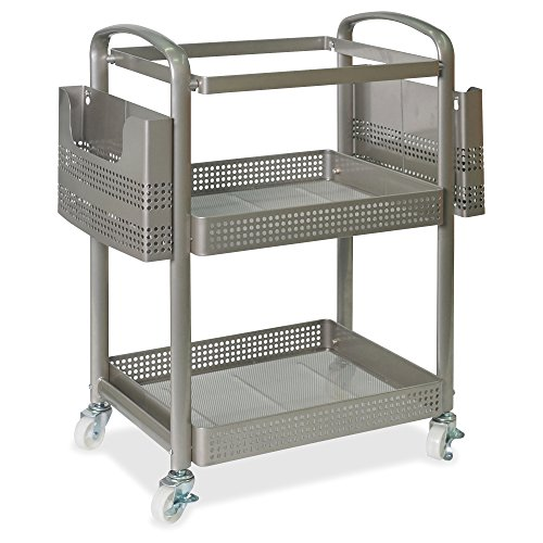 Lorell Mobile File Cart - 12.5