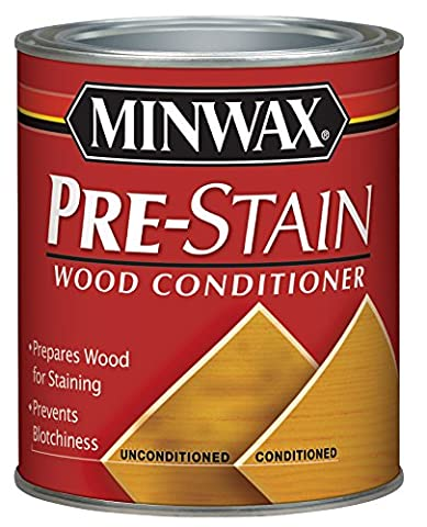 Minwax 61851 1 quart Pre-Stain Wood Conditioner (Pre Stain Conditioner)