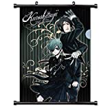 Amazon Price History for:1 X Black Butler Anime Fabric Wall Scroll Poster (16 x 22) Inches
