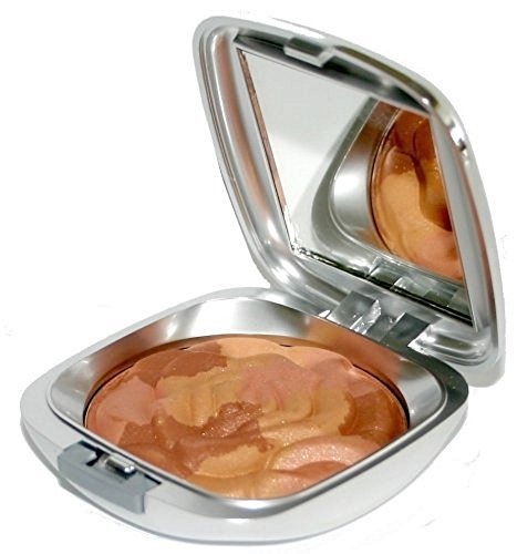 Blush Bouquet Is a Highlighter, Powder, Blush and Bronzer in One Nice Compact Maple Leaf