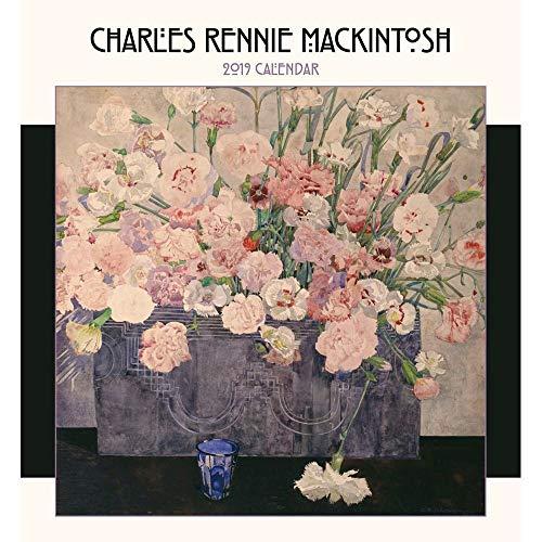 - Charles Rennie Mackintosh 2019 Wall Calendar