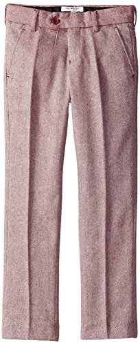 Isaac Mizrahi Boys Stripe Tweed