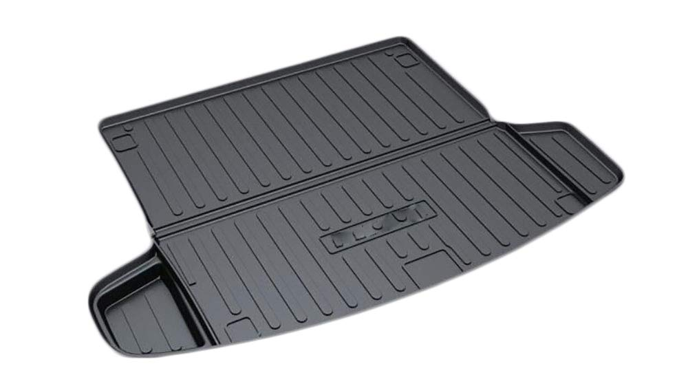 Kaungka Cargo Liner Rear Cargo Tray Trunk Floor Mat Waterproof Protector Compatible with 2019 Acura RDX RDX