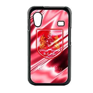 Abs Back Phone Case For Guys With Bristol City Football Club For Galaxy Ace S5830 Choose Design 1