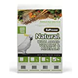 ZuPreem 230358 Natural Large Bird Food, 20-Pound