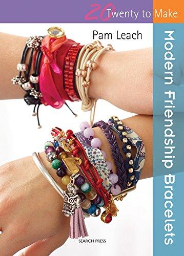 Modern Friendship Bracelets (Twenty to Make)]()