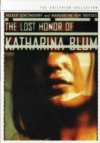 The Lost Honor of Katharina Blum (The Criterion Collection)