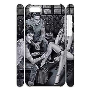 diy phone caseAudrey Hepburn Brand New 3D Cover Case for iphone 6 plus 5.5 inch,diy case cover ygtg-785208diy phone case