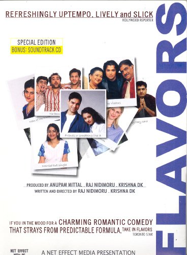 (Flavors (Hindi Film / Bollywood Movie / Indian Cinema / DVD))