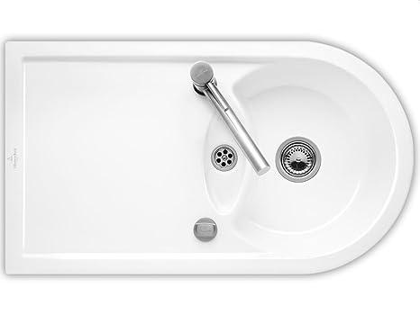 Vasche Da Bagno Villeroy E Boch Prezzi : Villeroy boch lagorpure snow white l incasso di piatti in