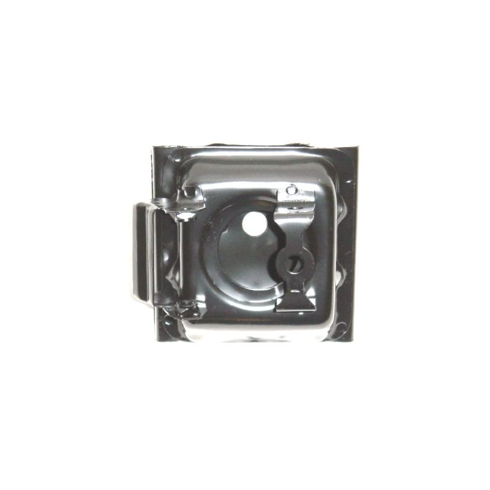 OE Replacement Toyota Corolla Front Driver Side Bumper Bracket (Partslink Number TO1066101)