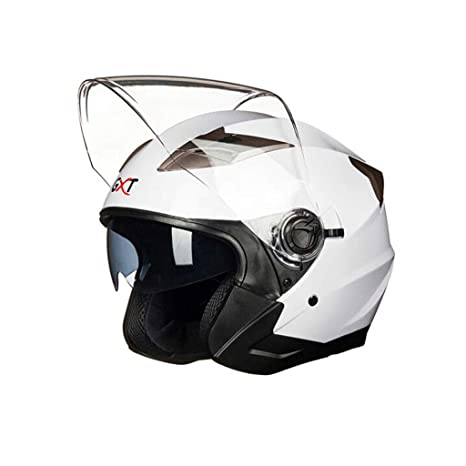 Cascos De Motocicleta Para Hombres Y Mujeres Medio Casco Protector Solar Locomotora De Automóvil Eléctrico Cuatro
