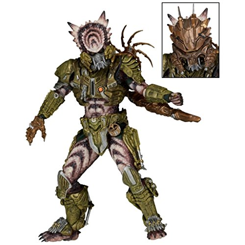 "SPIKED TAIL PREDATOR 7"" Series 16 Action Figure NECA"