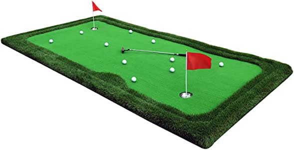 Professional Putting Mats  Golf Practice Putter Pad