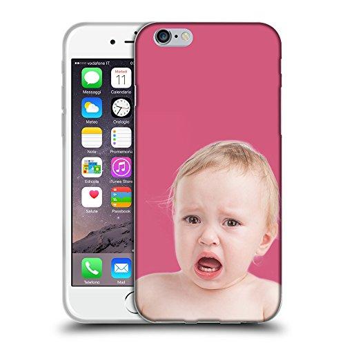 """GoGoMobile Coque de Protection TPU Silicone Case pour // Q05700614 bébé qui pleure Arrossire // Apple iPhone 6 PLUS 5.5"""""""