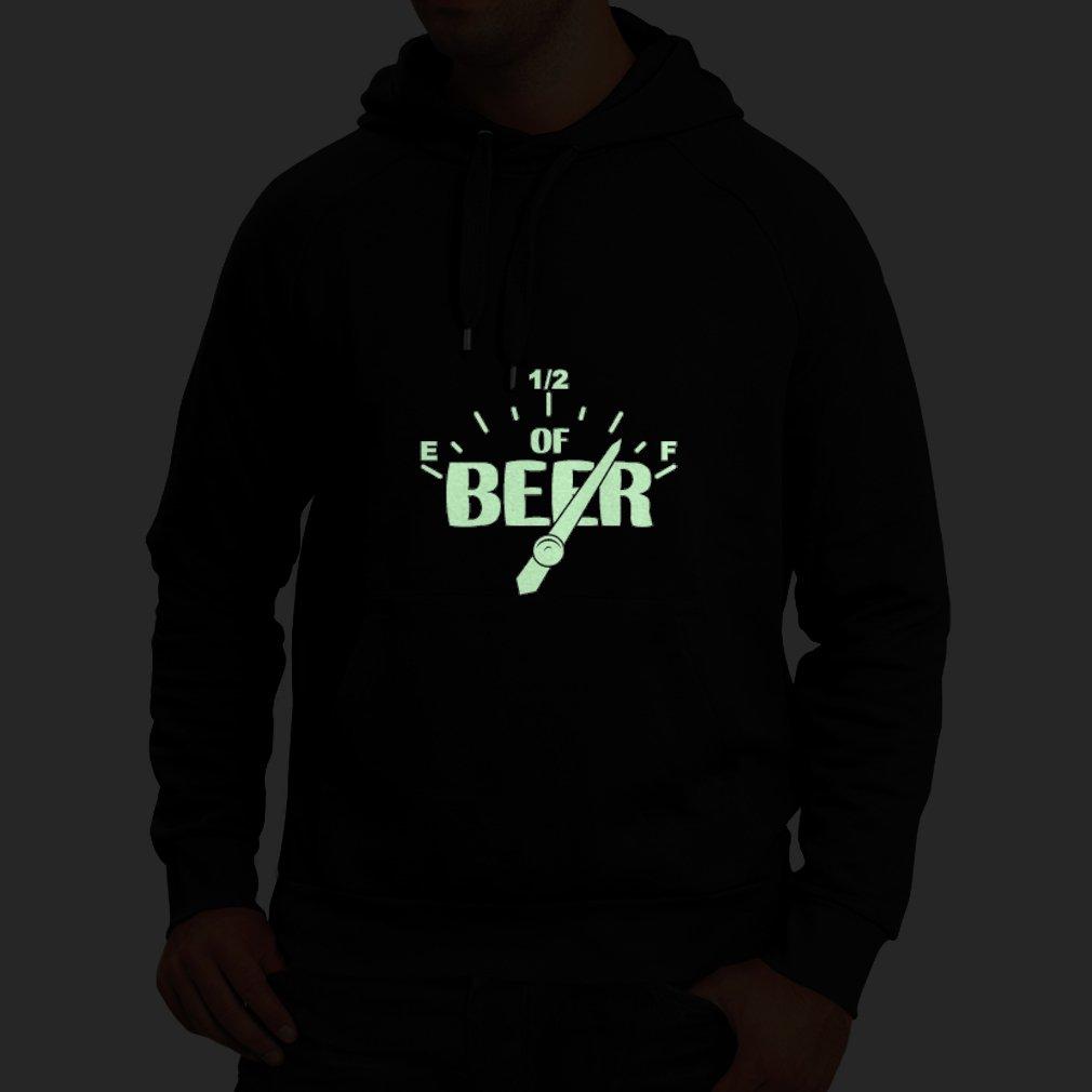 lepni.me Hoodie Beer Gauge Funny Concert Party Bar Humor Im Getting Drunk