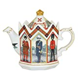 Best Heritage teapot - James Sadler Teapots - Tower of London Heritage Review