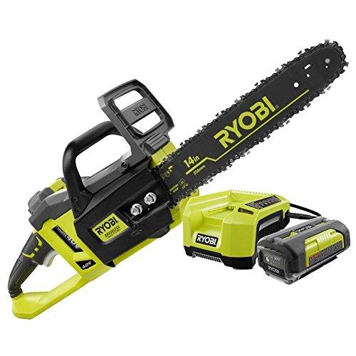 Ryobi ZRRY40511 40V Cordless Li-Ion Chainsaw Kit Certified R