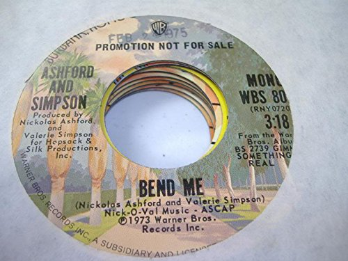 ASHFORD & SIMPSON 45 RPM Bend Me / - Mall Ashford