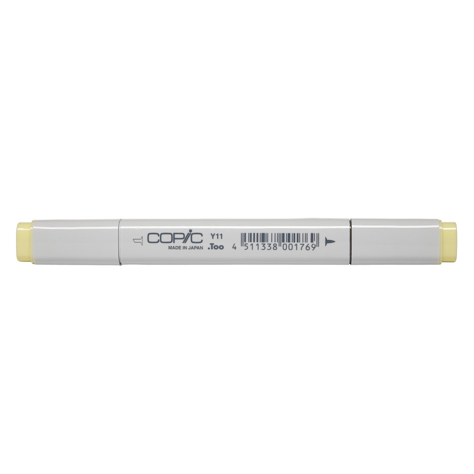 Copic Marker with Replaceable Nib, Y11-Copic, Pale Yellow