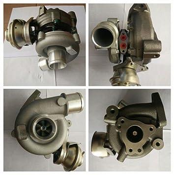 GOWE eléctrica Cargador de Turbo para 1 CD Motor Partes GT1749 V Turbo cargador 17201 - 27040 para Toyota: Amazon.es: Coche y moto