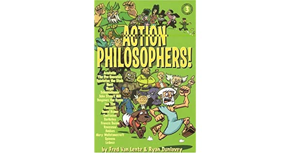 Amazon.com: Action Philosophers Giant-Size Thing Vol. 3 ...