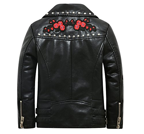 9ca869870321 Jual The Twins Dream Girls Leather Jacket Kids Leather Jackets Boys ...