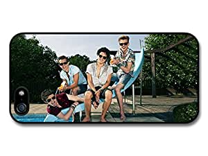 AMAF ? Accessories The Vamps Gang Boyband Swimming Pool case for iPhone 5 5S