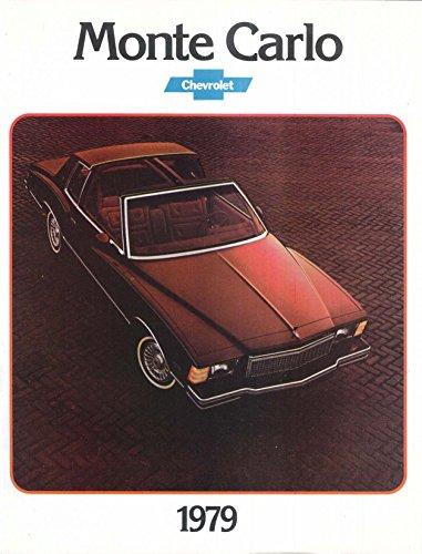 1979 Chevrolet Monte Carlo sales brochure
