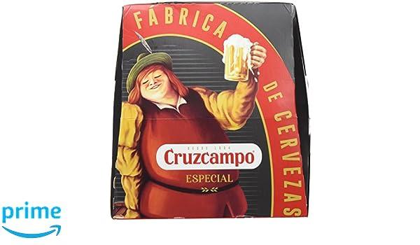 Cruzcampo Especial cerveza - Pack de 6 Botellas x 250 ml ...