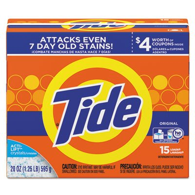 (Tide Fresh Scent Powdered Laundry Detergent, 15 Load, 20 oz)