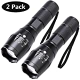 LED Torches, Aomees Cree Hand Torch Led Super Bright Powerful Torch for Camping Torches Flashl