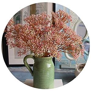 1PC Artificial Flower Fake Baby's Breath gypsophila Bouquet Wedding Arrangement Home Decoration 91