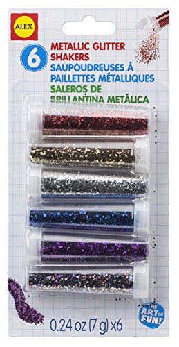 ALEX Toys Metallic Glitter Shakers product image