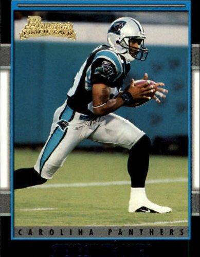 2001 Bowman Football Rookie Card #152 Steve Smith Near Mint/Mint (2001 Bowman Football)
