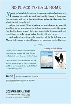 Maggie Amp Oliver Or A Bone Of One S Own Valerie Hobbs border=