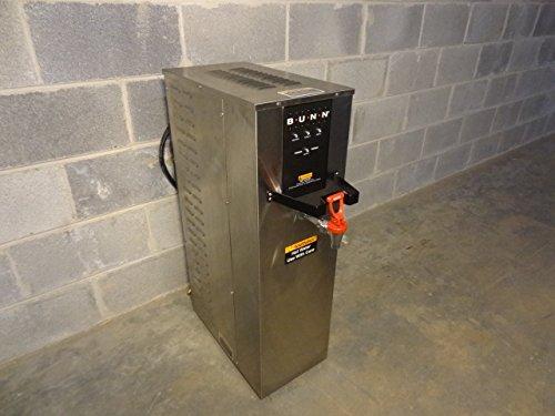 Bunn (26300.0001) - 10 gal Hot Water Dispenser (212°F) 208V - H10X-80-208 by BUNN (Image #2)